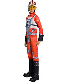 Star Wars Classic X-Wing Fighter Pilot Kids Costume