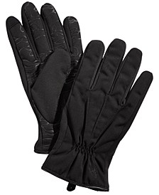 Men's Soft-Shell Touch Gloves