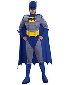 Batman Brave & Bold Deluxe Batman Boys Costume