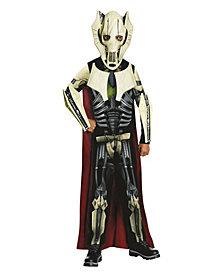 Star Wars General Grievous Boys Costume