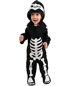 Baby Skeleton Toddler Costume