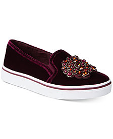 Anne Klein Zymone iFlex Slip-On Fashion Sneakers