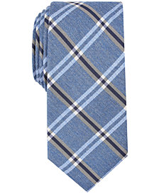 Nautica Men's Rosemont Plaid Slim Tie