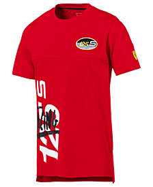 Puma Men's Ferrari Graphic T-Shirt