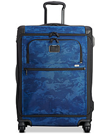 Tumi Alpha 2 Ballistic International Wheeled Carry-On Suitcase