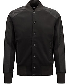 BOSS Men's Varsity-Style Jacket