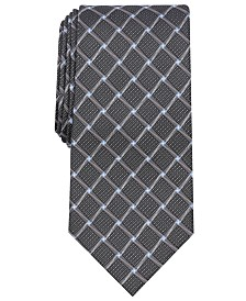 Perry Ellis Bastille Grid Tie