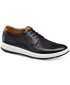 Johnston & Murphy Men's Elliston Wingtip Sneakers