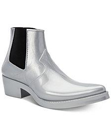 Calvin Klein Jeans Men's Cole Western Chelsea Boots