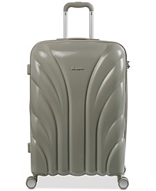 """Cascade 28"""" Expandable Spinner Suitcase"""
