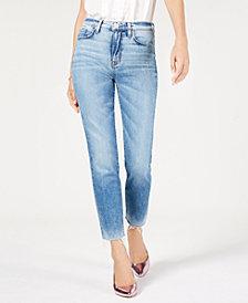 Hudson Jeans Zoeey Raw-Hem Jeans