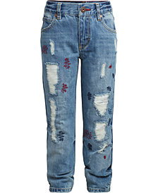 Tommy Hilfiger Big Boys Blue Rebel Jeans