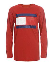 Tommy Hilfiger Big Boys Flag Shirt