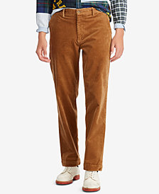 Polo Ralph Lauren Men's Stretch Classic Fit Corduroy Pants