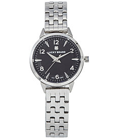 Lucky Brand Women's Torrey Mini Stainless Steel Bracelet Watch 28mm