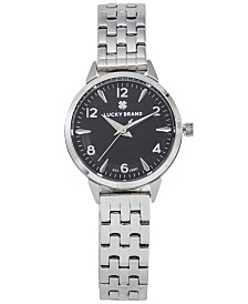 Lucky Brand Women's Torrey Mini Stainless Steel Bracelet Watch 28mm