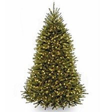 National Tree 7.5 ft. Dunhill(R) Fir Tree with Clear Lights