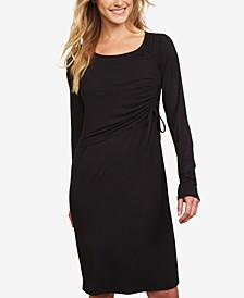 Tiered Nursing Dress