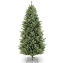National Tree 7' Natural Fraser Slim Fir Tree