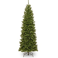 National Tree 6 .5' North Valley Spruce Pencil Slim Tree
