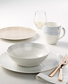 Noritake Hammock Dinnerware Collection, Created for Macy's