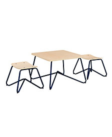 Kellan Table And Stool Set
