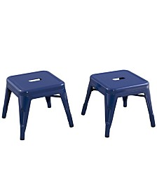 Kids Metal Stool
