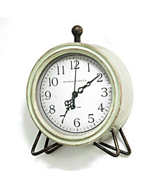 Stratton Home Decor Oliver Table Top Clock