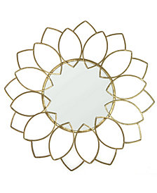 Stratton Home Decor Lauren Wall Mirror