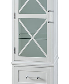 Blue Ridge Linen Tower with 2 Drawers