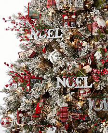 holiday lane christmas cheer ornament collection created for macys