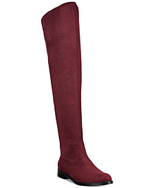 Kenneth Cole Reaction Women's Wind-y Over-The-Knee Boots