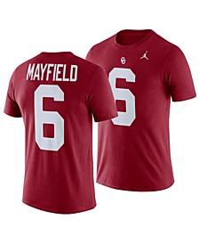 Men's Baker Mayfield Oklahoma Sooners Future Star Replica T-Shirt