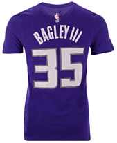 Nike Men s Marvin Bagley III Sacramento Kings Icon Player T-Shirt 28358b6c9