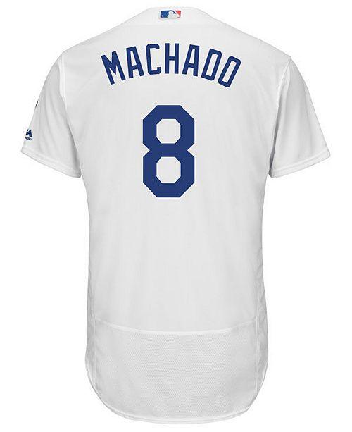 Majestic Men's Manny Machado Los Angeles Dodgers Flexbase