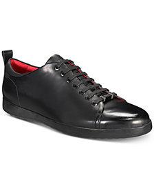Hugo Boss Men's Flat City Lace-Up Sneakers