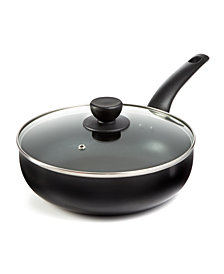 Tools of the Trade 3-Qt. Sauté Pan & Lid, Created for Macy's