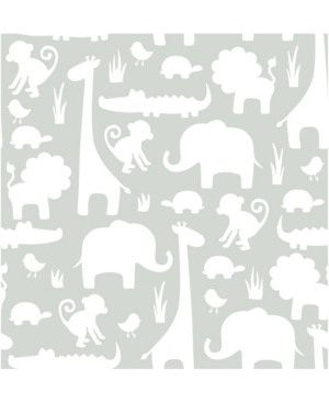 Grey It's A Jungle In...