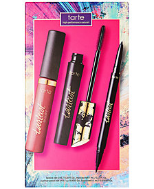 Tarte 3-Pc. Cheers To The Weekend Lash & Lip Set, Created for Macy's. A $67 Value!