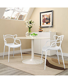 Entangled Dining Set  of 2