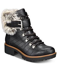 American Rag Jojo Cold-Weather Boots, Created For Macy's