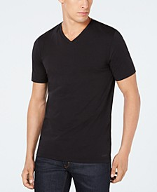 Men's Stretch V-Neck T-Shirt