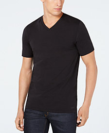 HUGO Hugo Boss Men's Stretch V-Neck T-Shirt