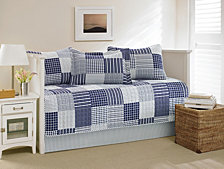 Nautica Key Haven Dark Blue Daybed Set