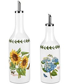 Botanic Garden Oil & Vinegar Drizzler Set