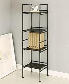 Organize it All 4 Tier Square Shelf