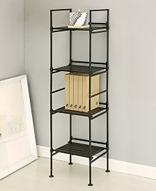 Organize it All 4 Tier Square Shelf