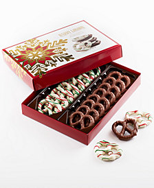 Harry London Candies Chocolate-Covered Pretzels