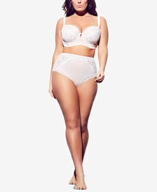 City Chic Trendy Plus Size Cordelia Contour Bra