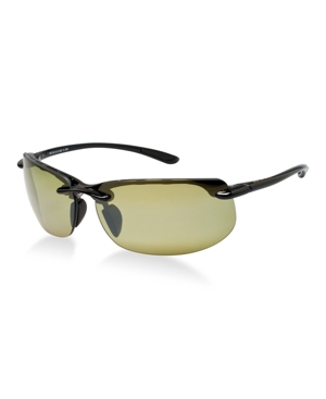 Maui Jim Banyans Polarized Sunglasses, 412